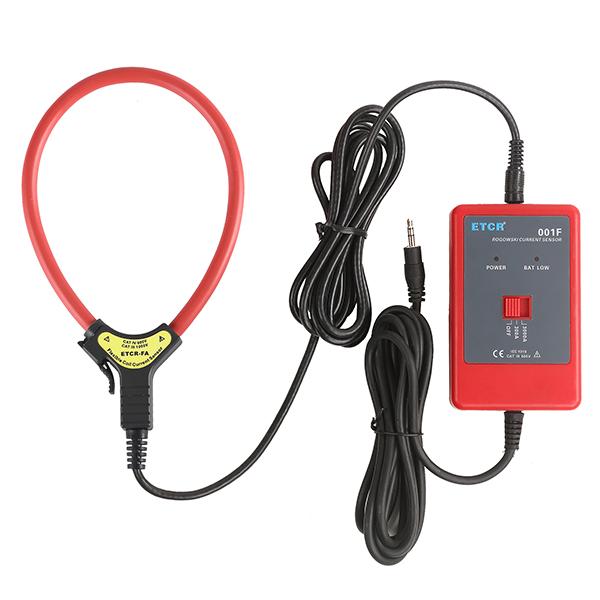 ETCR001F柔性线圈电流传感器(带积分器)