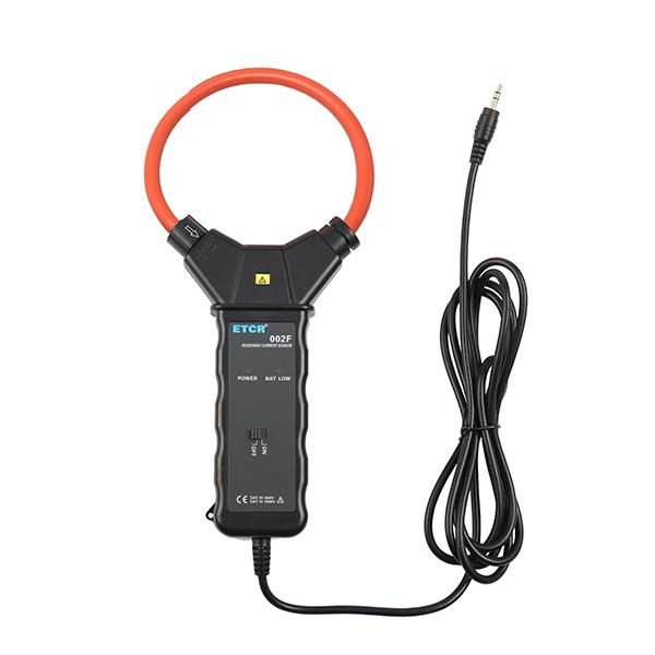 ETCR002F柔性线圈电流传感器(带积分器)-柔性线圈电流传感器-铱泰电子科技