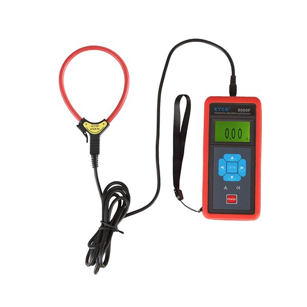 ETCR8000F柔性大电流测试仪-钳形电流表-铱泰电子科技