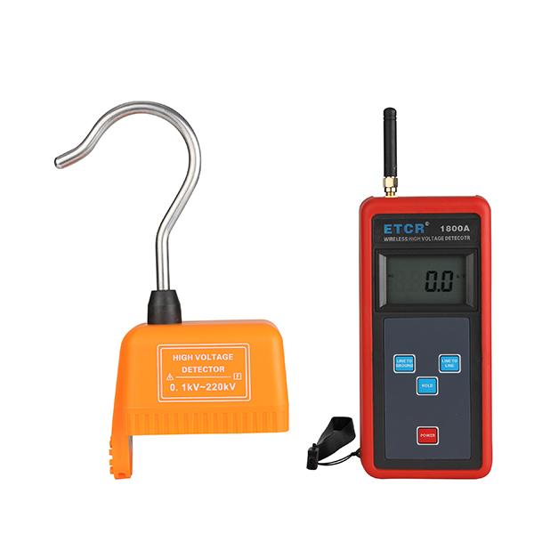 ETCR1800A无线高压验电器(带电压指示)-高压测试仪表-铱泰电子科技