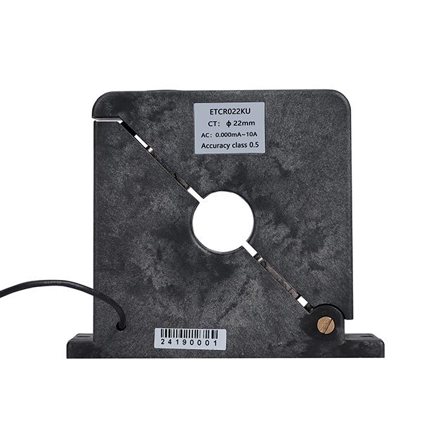 ETCR022KU微安级开合式高精度漏电流互感器