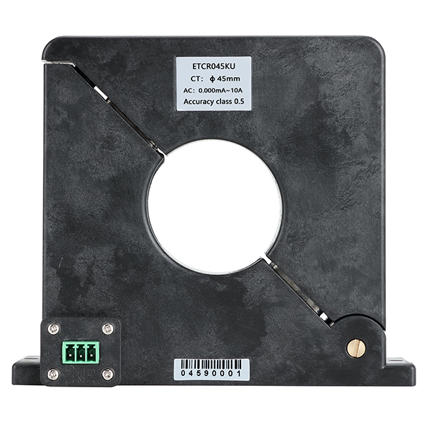ETCR045KU微安级开合式高精度漏电流互感器