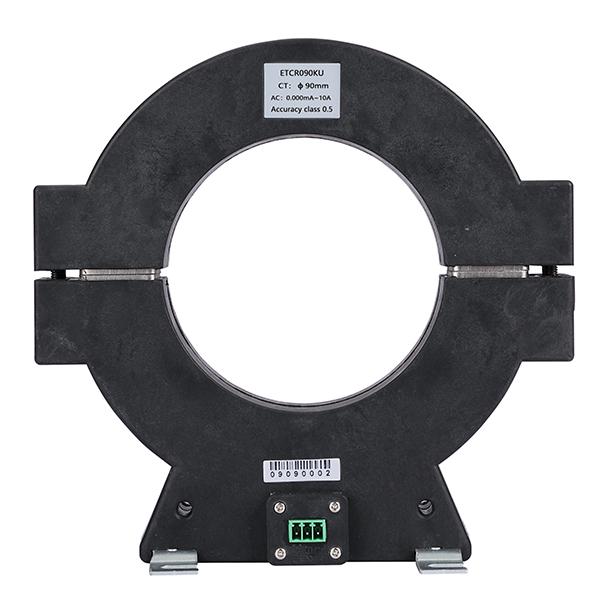 ETCR090KU微安级开合式高精度漏电流互感器-开合式电流互感器-铱泰电子科技