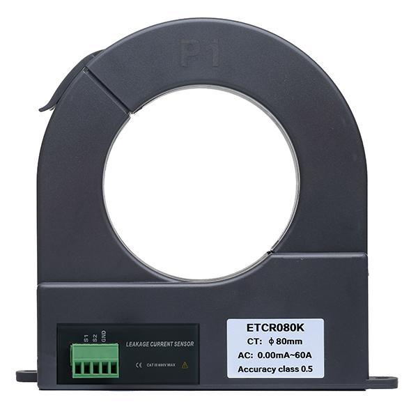 ETCR080K开合式漏电流传感器-开合式电流互感器-铱泰电子科技