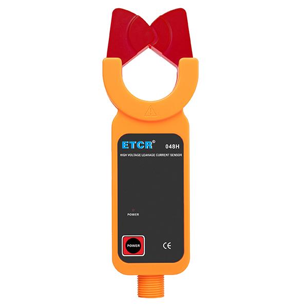 ETCR048H高压钳形漏电流互感器-钳形电流互感器-铱泰电子科技