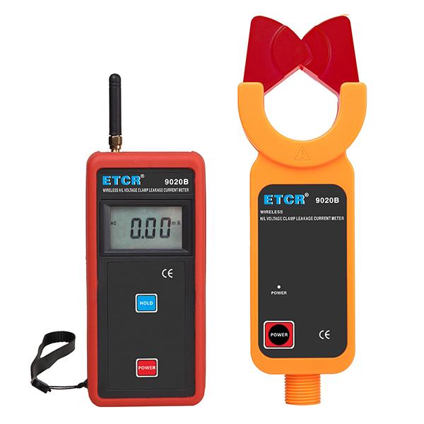 ETCR9020B无线高低压钳形漏电流表-高低压钳形电流表-铱泰电子科技