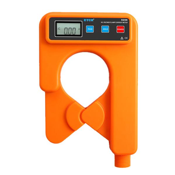 ETCR9200高低压钳形电流表-高压测试仪表-铱泰电子科技
