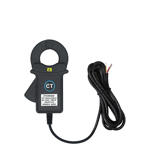 ETCR030D钳形直流漏电流互感器