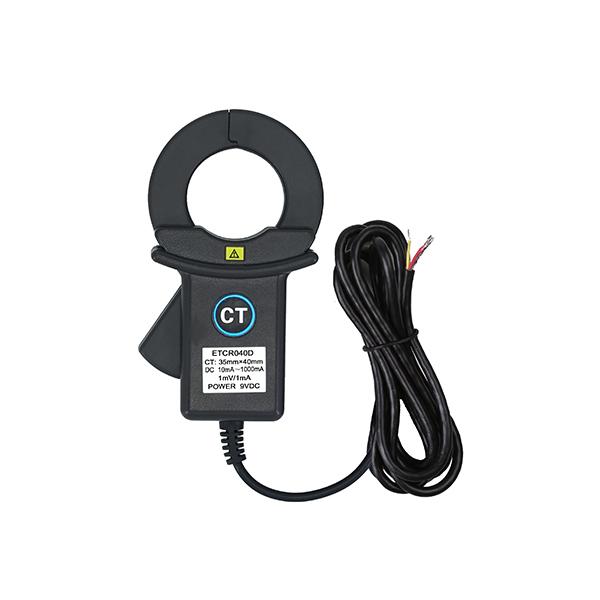 ETCR040D钳形直流漏电流互感器-钳形电流互感器-铱泰电子科技