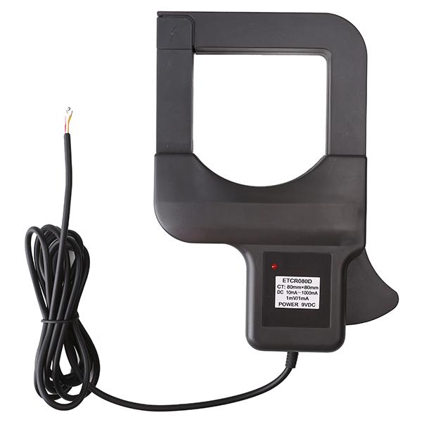 ETCR080D钳形直流漏电流互感器