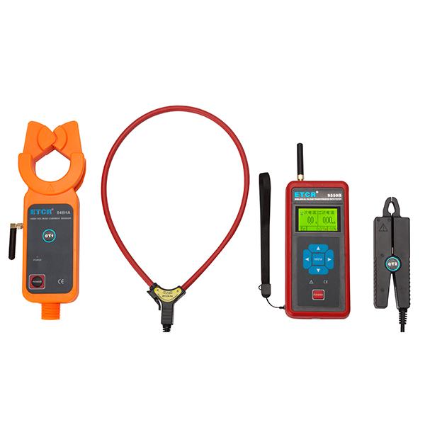 ETCR9550B无线高低压变比测试仪-高压测试仪表-铱泰电子科技