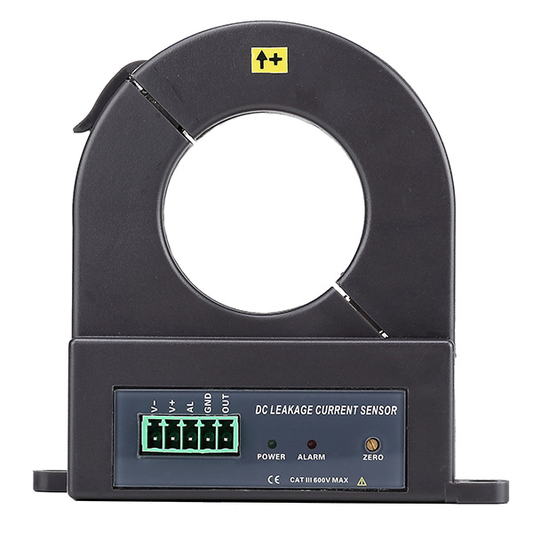 ETCR040KD开合式高精度直流漏电流互感器