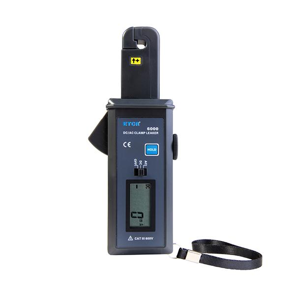 ETCR6000直流交流钳形漏电流表-钳形电流表-铱泰电子科技