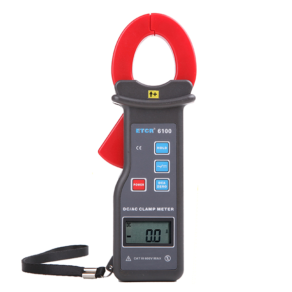 ETCR6100直流交流钳形电流表-钳形电流表-铱泰电子科技