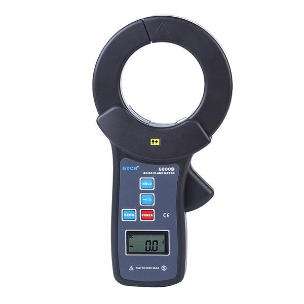 ETCR6800D直流交流钳形电流表-钳形电流表-铱泰电子科技
