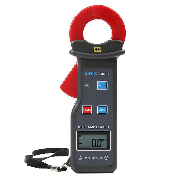 ETCR6300D直流钳形漏电流表-钳形电流表-铱泰电子科技