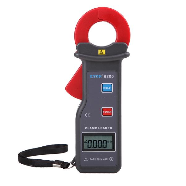ETCR6300钳形漏电流表-钳形电流表-铱泰电子科技