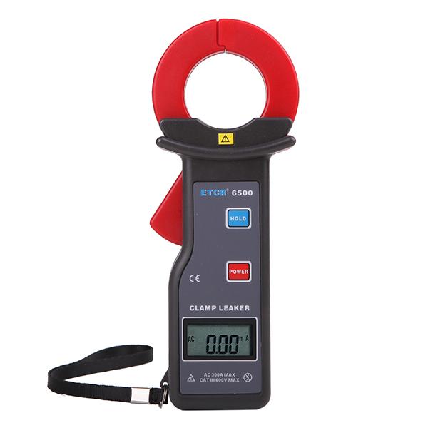 ETCR6500高精度钳形漏电流表-钳形电流表-铱泰电子科技