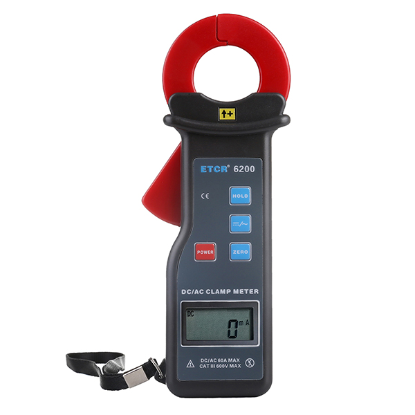 ETCR6200直流交流钳形电流表-钳形电流表-铱泰电子科技