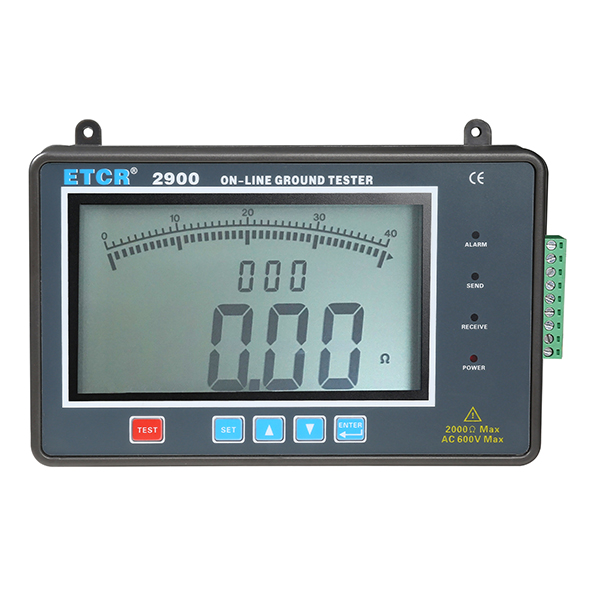 ETCR2900接触式接地电阻在线检测仪-接地电阻测试仪-铱泰电子科技