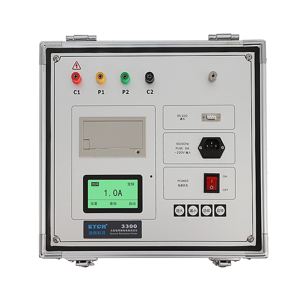 ETCR3300 Large-Scale Grounding Grid Earth Resistance Tester