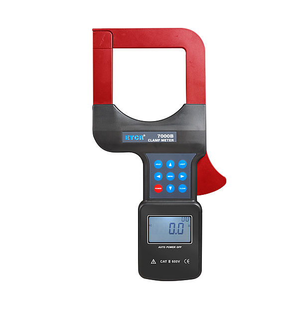ETCR7000B Large Caliber Clamp Current Meter