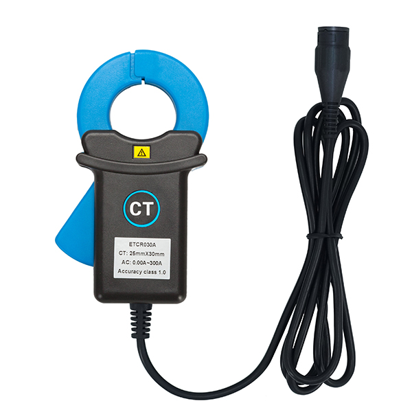 ETCR030A Clamp Leakage Current Sensor