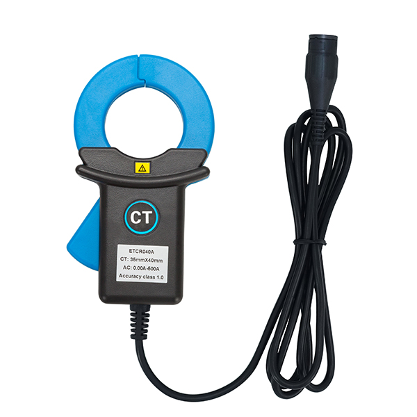 ETCR040A Clamp Leakage Current Sensor