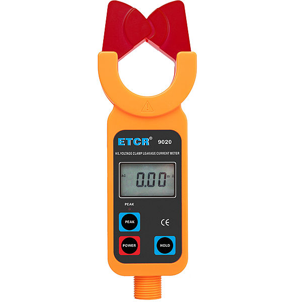 ETCR9020 H/L Voltage Clamp Leakage Current Meter