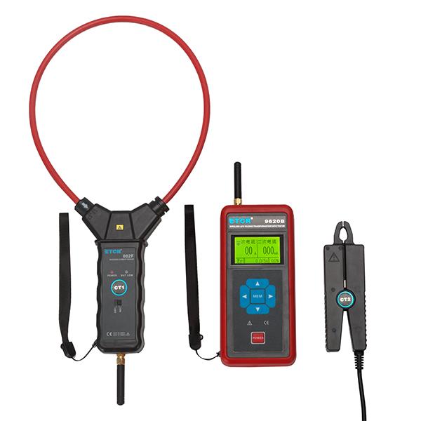 ETCR9620B LV Current Transducer Transformation Ratio  Tester - ETCR