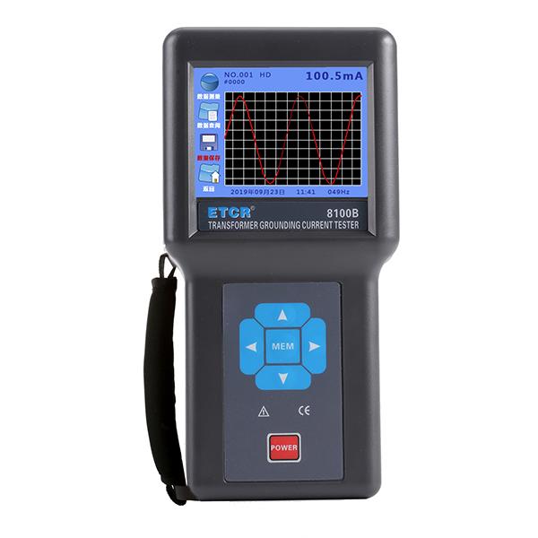 ETCR8100B变压器铁芯接地电流测试仪-其他电力仪表-铱泰电子科技