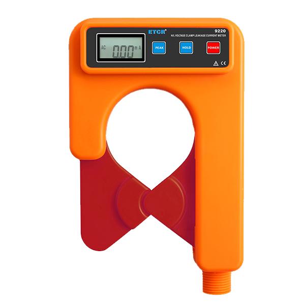 ETCR 9220 H/L Voltage Clamp Current Meter - ETCR