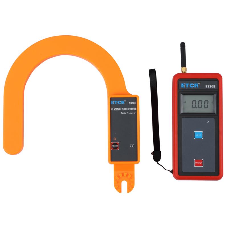 ETCR9330B Large Caliber H/L Voltage Hook type Current Meter - ETCR