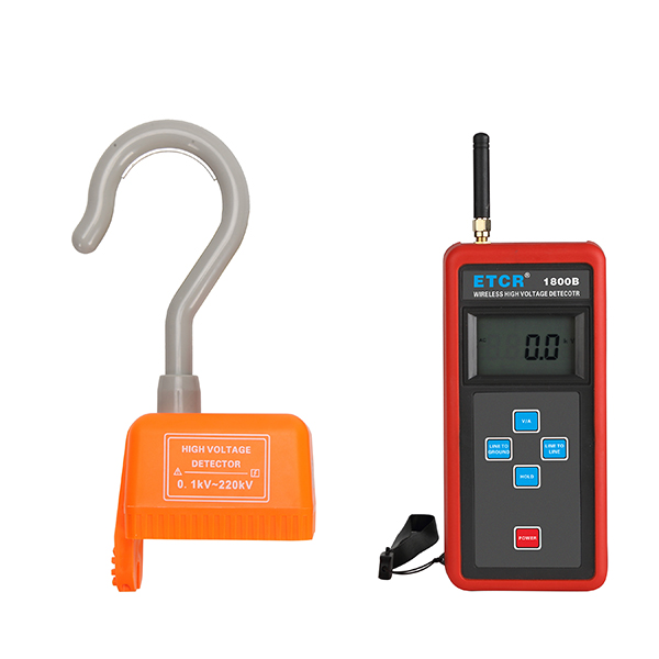 ETCR1800B Wireless High Voltage Electroscope-etcr