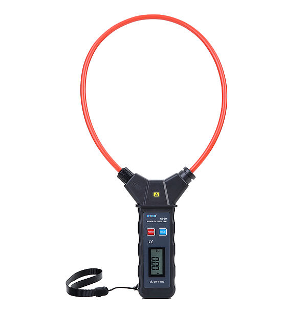 ETCR6900 Flexible Coil Large Current Clamp Meter - ETCR
