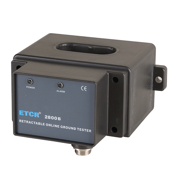 ETCR2800B非接触式接地电阻在线检测仪