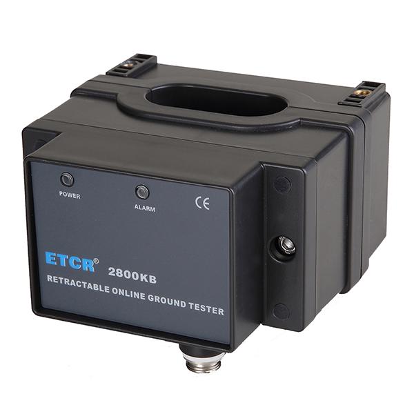 ETCR2800KB开合式接地电阻在线检测仪-接地电阻/绝缘电阻测试仪-铱泰电子科技