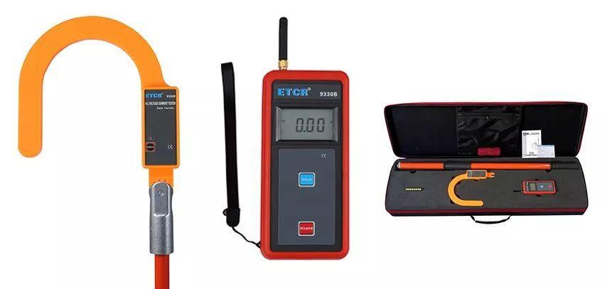 Hot Products Recommended:ETCR9330B Wireless H//L Voltage Hook Type Current Meter