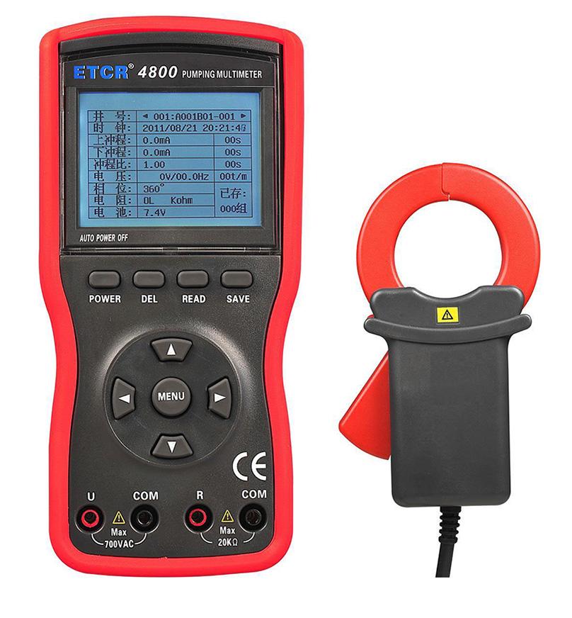 ETCR4800 Pumping Unit Multimeter-ETCR