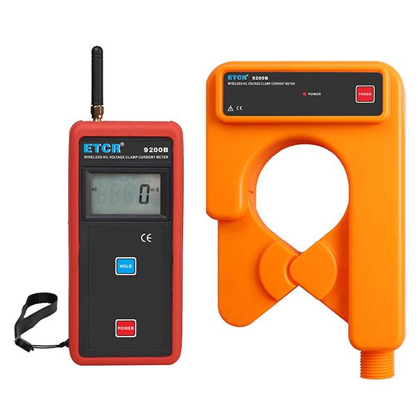 ETCR9200B无线高低压钳形电流表-高压测试仪表-铱泰电子科技