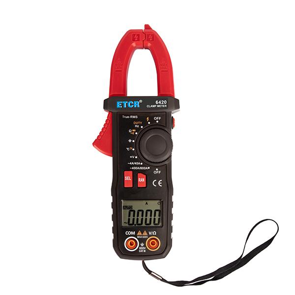 ETCR6420 Clamp Multimeter