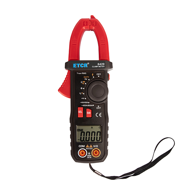 ETCR6420 Clamp Multimeter-etcr