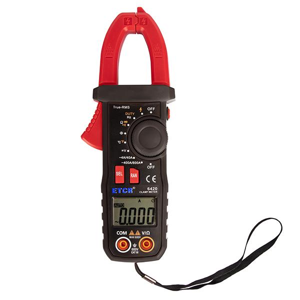 ETCR6420钳形万用表-钳形电流表-铱泰电子科技