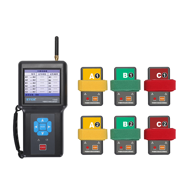 ETCR1540 Wireless Phase Detector for Metalclad Withdraw Switchgear