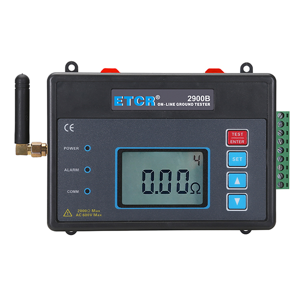 ETCR2900B Earth Resistance Online Detector