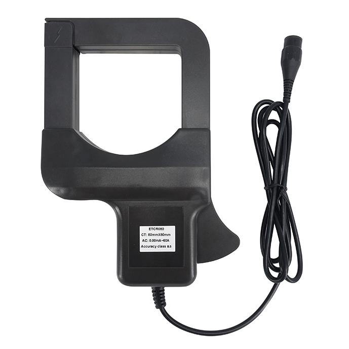 ETCR080钳形高精度漏电流互感器-钳形电流互感器-铱泰电子科技