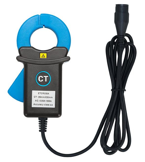 ETCR030A钳形电流互感器-钳形电流互感器-铱泰电子科技