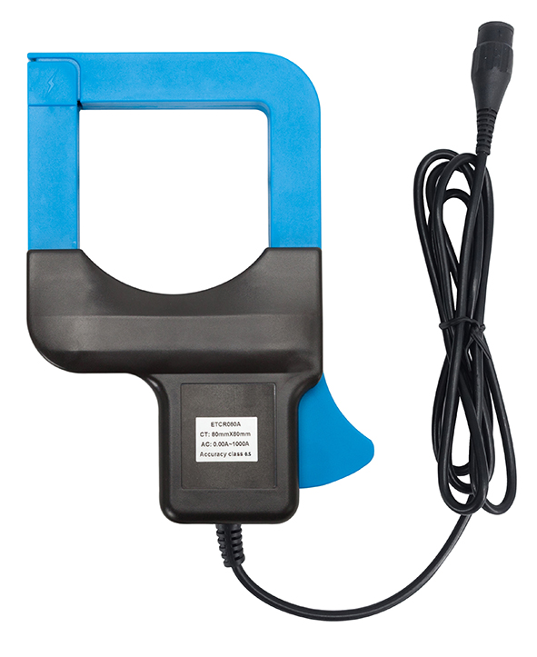 ETCR080A大口径钳形电流互感器-钳形电流互感器-铱泰电子科技