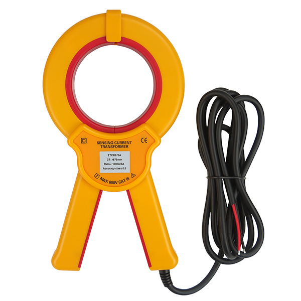 ETCR070A钳形电流互感器