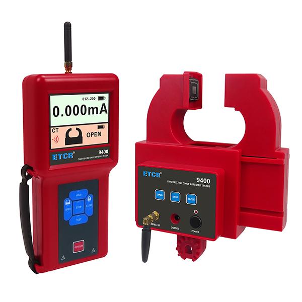 ETCR9400氧化锌避雷器带电测试仪